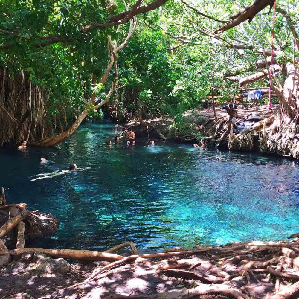 Samora explorers-Chemka Hot spring