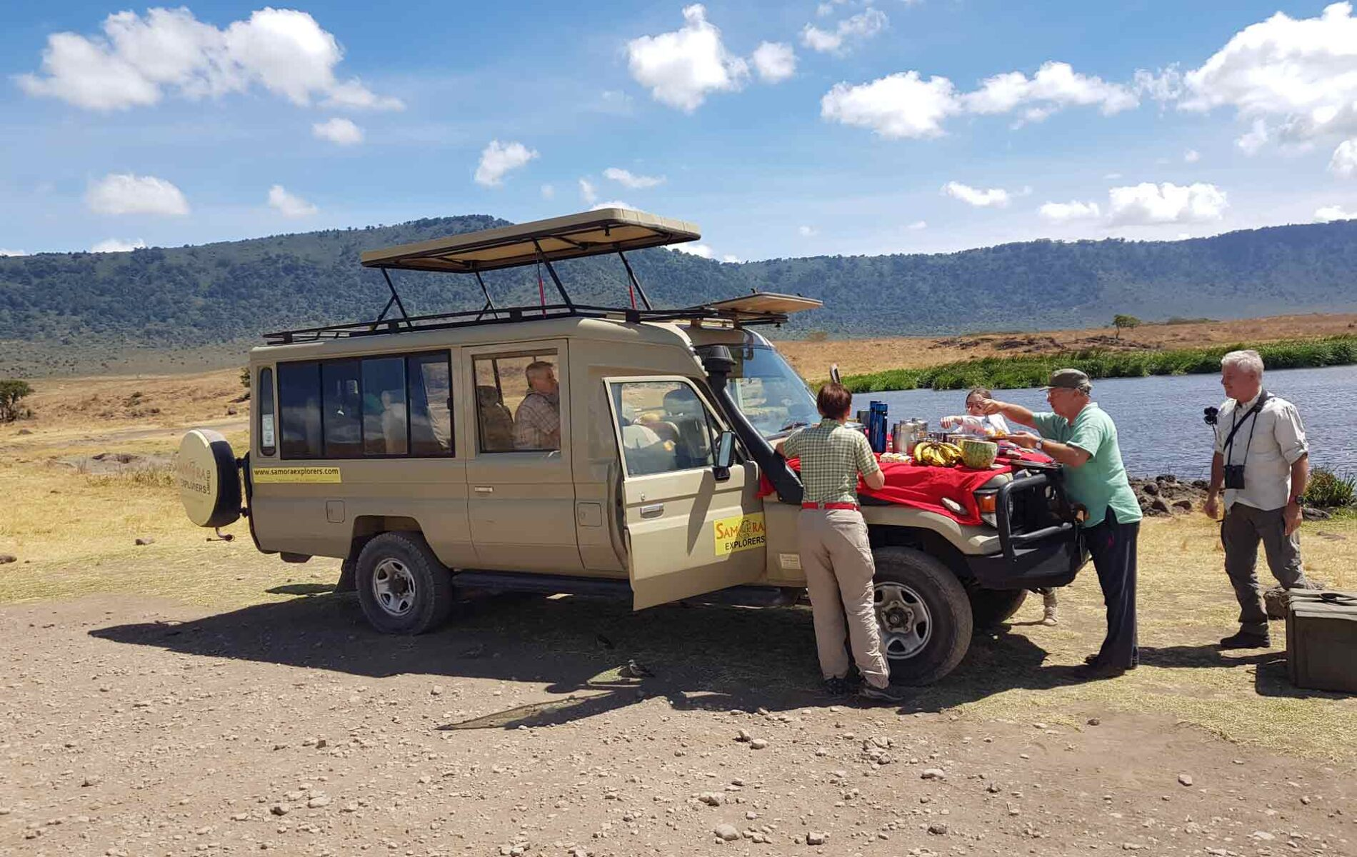 Lake Victoria-tour